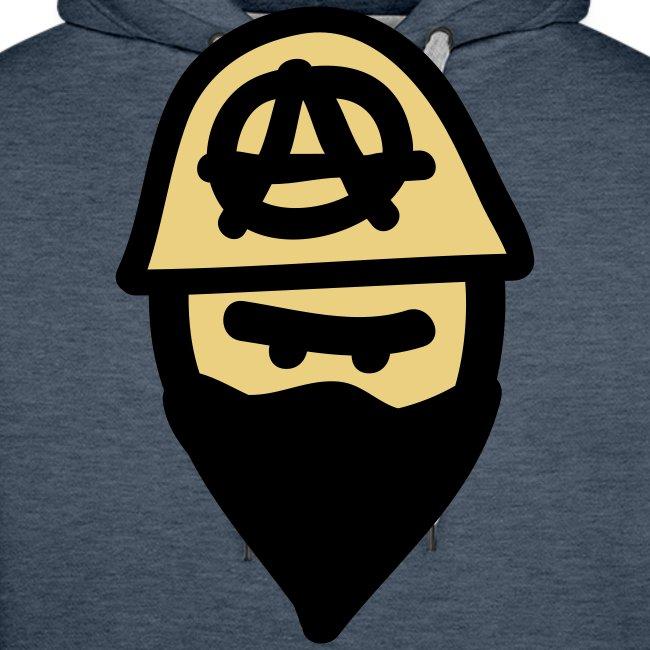 Anarchy Soldier Hoodie