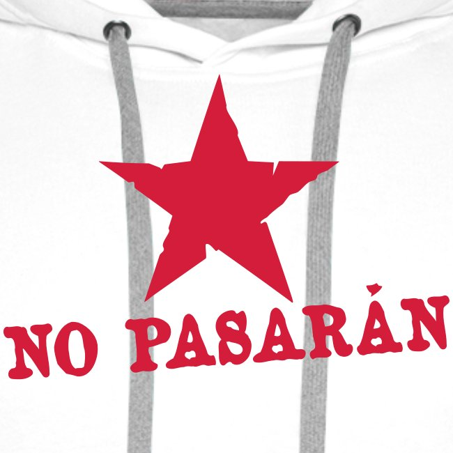 No Pasaran Hoodie