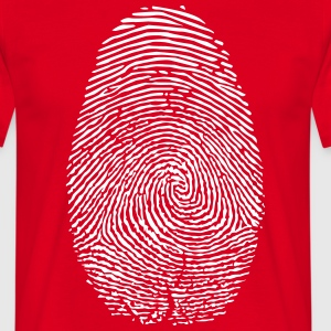 Fingerprint  T-Shirts - Men's T-Shirt