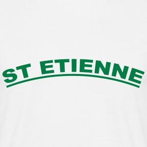 st_etienne Tee shirts - T-shirt Homme