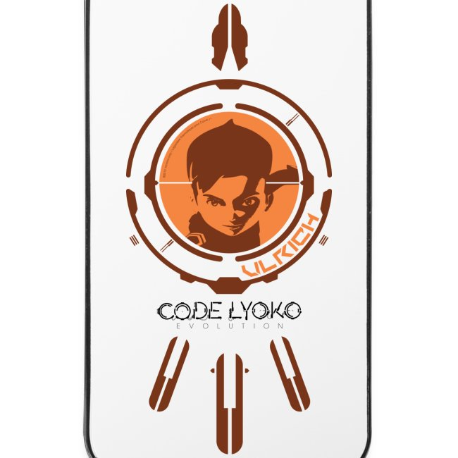 Lyoko Colors - Coque iPhone 4/4S