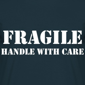 fragile T-Shirts - Men's T-Shirt