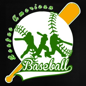baseball league american Tee shirts - T-shirt Bébé