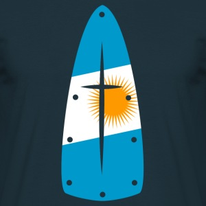 Argentina Pope  T-shirts - T-shirt herr