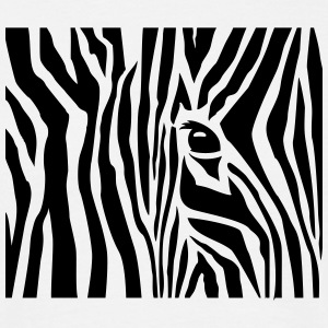 Zebrastreifen / zebra stripes (1c) T-Shirts - Men's T-Shirt