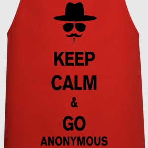 Keep calm and go  Aprons - Cooking Apron