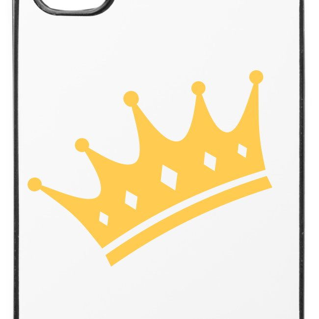 Crown Iphone 4 cover