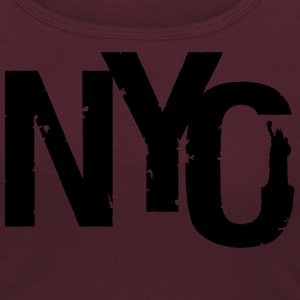 NYC Women's Scoop Neck T-Shirt - Women's Scoop Neck T-Shirt