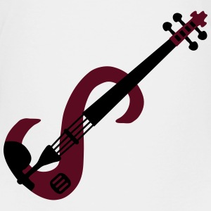 electric violin_2_v1 Shirts - Kids' Premium T-Shirt