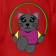 Motif ~ Body bébé chat