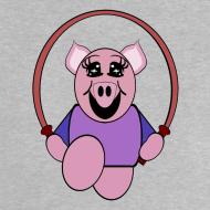 Motif ~ T shirt bébé cochon
