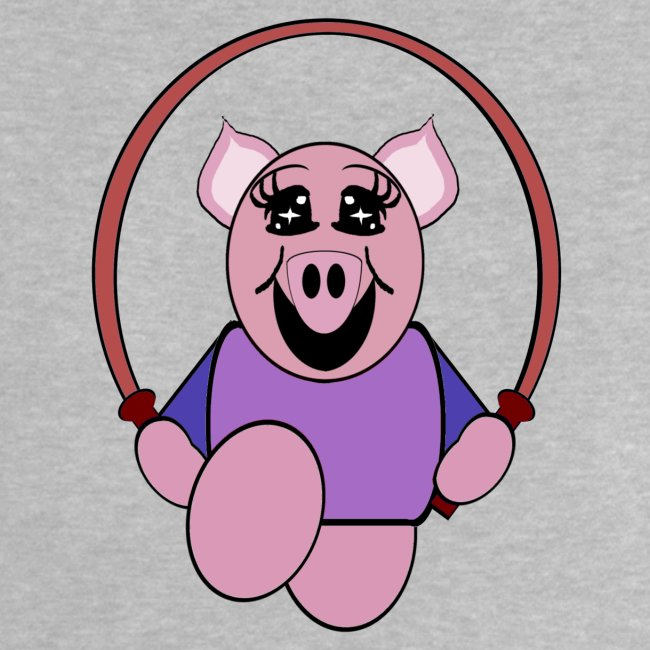 T shirt bébé cochon
