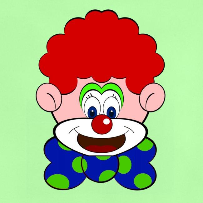 T shirt bébé clown