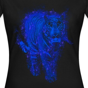 Tiger bluefire T-Shirts - Women's T-Shirt
