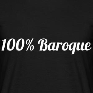 100% Baroque  Tee shirts - T-shirt Homme