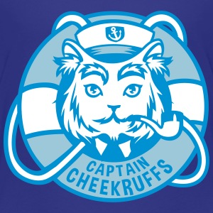 Captain Cheekruffs Shirts - Kids' Premium T-Shirt