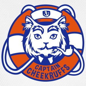 Captain Cheekruffs Caps & Hats - Baseball Cap