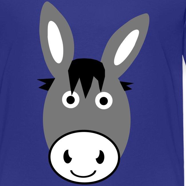 Cute Donkey Kids T-Shirt