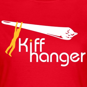 Kiffhanger Shirt for Girls - Frauen T-Shirt