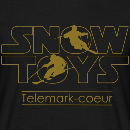 Telemark is a Snow Toy