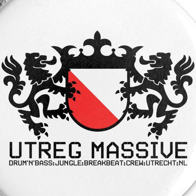 Utreg Massive Buttons (5 pack)