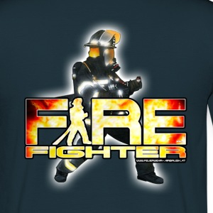 US Firefighter Shirt - Männer T-Shirt