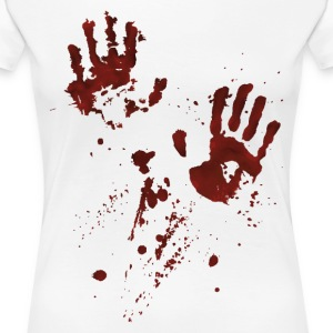 bloodyhands T-Shirts - Frauen Premium T-Shirt