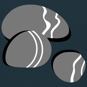 Three pebbles T-Shirts - Men's T-Shirt