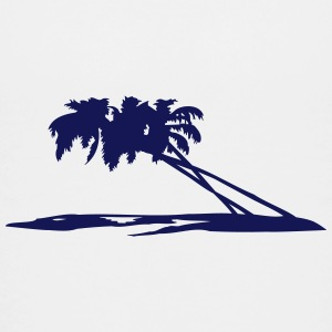 palms T-shirts - Teenager premium T-shirt