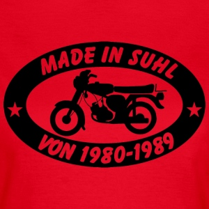 Simson S51 Made in Suhl - Frauen T-Shirt