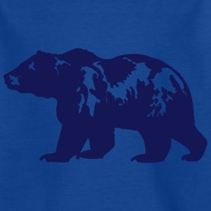 grizzly T-Shirts - Teenager T-Shirt