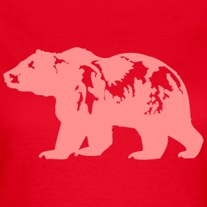 grizzly T-shirts - T-shirt dam