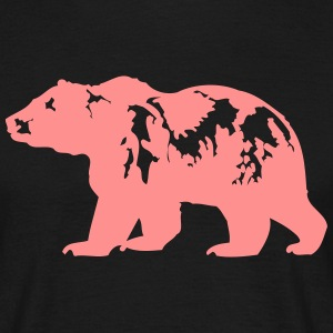 grizzly T-Shirts - Men's T-Shirt