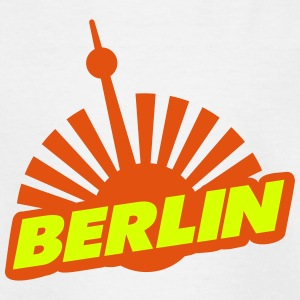 berlin T-shirts - Teenager-T-shirt