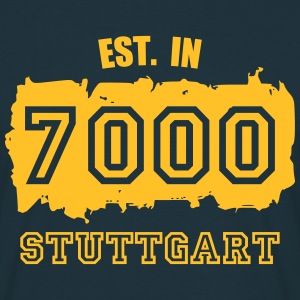 Established 7000 Stuttgart T-Shirts - Männer T-Shirt