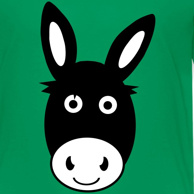 Cute Donkey Kids T-Shirt