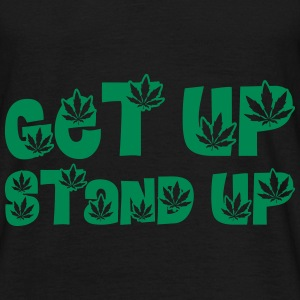 Get up Stand up ! Tee shirts - T-shirt Homme