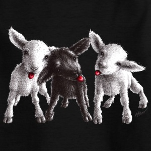 cheeky sheep - T-skjorte for barn