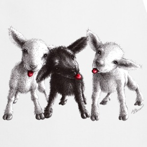 cheeky sheep - Forklæde