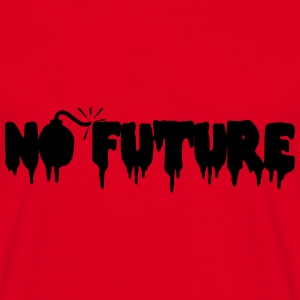 No Future - Men's T-Shirt