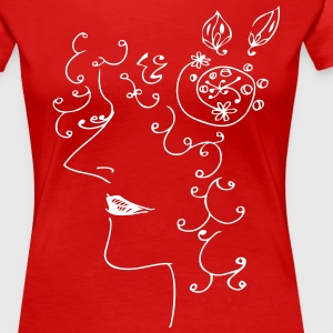 illustration Women's Classic T-shirt - Women's Premium T-Shirt