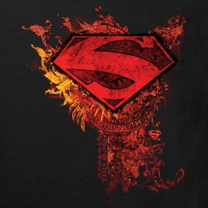 Superman S-Shield Ornate børne-T-shirt - Organic børne shirt
