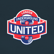 Design ~ London Underground United Women's Shirt