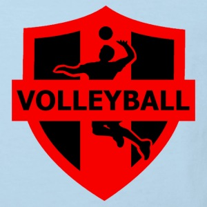 volleyball T-Shirts - Kinder Bio-T-Shirt