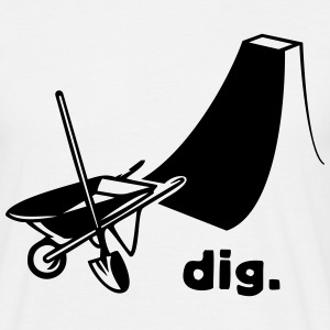 dig Tee shirts - T-shirt Homme