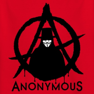 Anonymous A 2c - Teenage T-shirt