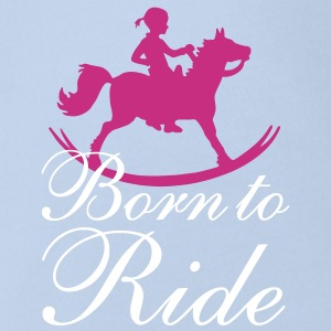 Born To Ride T-Shirts - Baby Bio-Kurzarm-Body