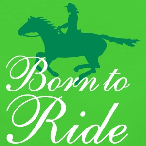 Born To Ride T-Shirts - Frauen Bio-T-Shirt