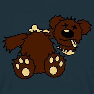 Headless Teddy T-shirts - T-shirt herr