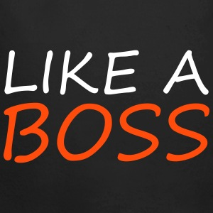 Like a BOSS Pullover & Hoodies - Baby Bio-Langarm-Body
